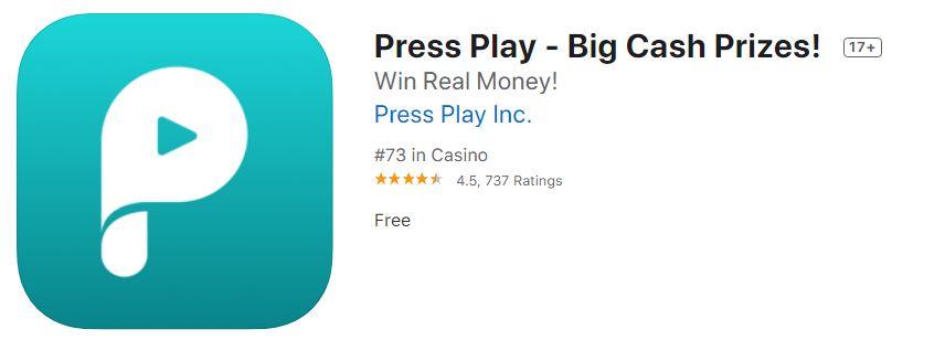 Press Play app review.