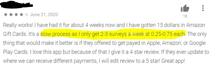 SurveyMonkey Rewards review.